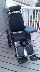 Tilt Back Wheelchair St. John's Newfoundland image 1