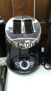 Plusieurs toaster