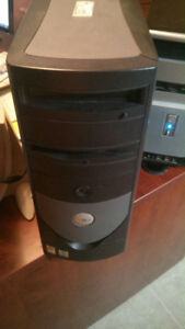 Dell computer tower available