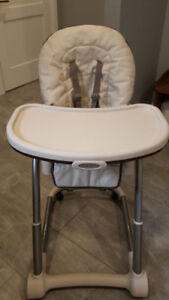 3-in-1 Graco High Chair
