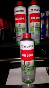 Lubrifiant Wurth