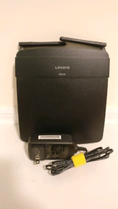 Wifi Router Linksys EA6100 (Used)