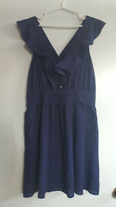 BCBGeneration Dress, New with Tags, Size 12, Midnight Blue