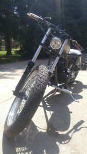 CCW Custom Bobber - one of a kind London Ontario image 1