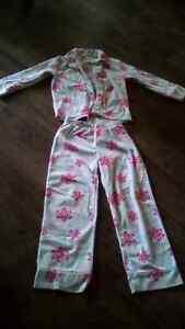 Pajamas size 10-12