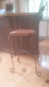 In home bar stools