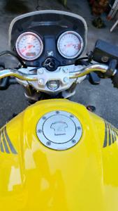 2004 Honda CB600f 599