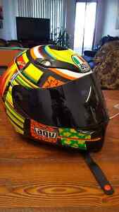 Agv k3 sv rossi elements  Size medium/small West Island Greater Montréal image 1