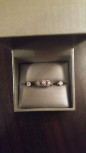 Engagement ring and earnings