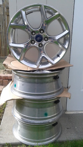 Ford Focus 17X7 Rims for Sale!