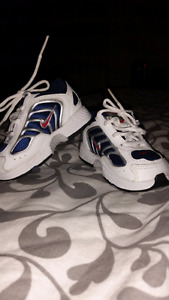 Baby Nike shoes size 3c