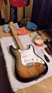 Fender squire strat Affinity  Peterborough Peterborough Area image 1