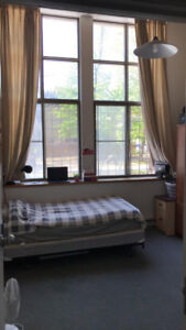 Large Bedroom Available for Sublet!