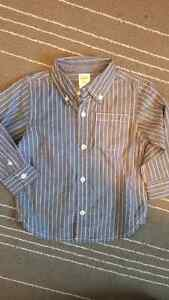 Boys Gymboree Button Up