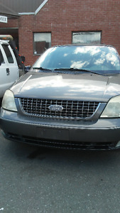 2007 Ford Freestar Minivan, Van