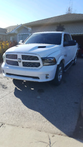 2014 Dodge Ram Sport 1500 Crew Cab Fully Loaded. Reduced!!