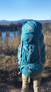 Backpack Lowe Alpine 65 L