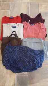 Nursing tops and cover