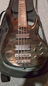 ESP LTD B-208FM 8 String Bass