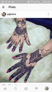 Henna/Mehendi for (Parties,Weddings and Other Occassions) Edmonton Edmonton Area image 8