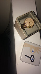 FOSSIL Q SMARTWATCH ROSE GOLD