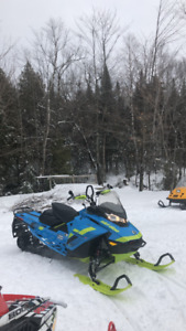 Skidoo renegade backcountry x 850 2018