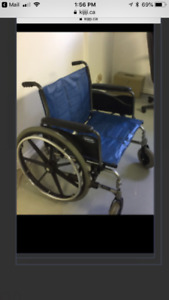 Chaise Roulante Invacare/ Invacare Wheelchair
