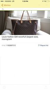 BEWARE IF YOU BOUGHT THIS BAG ITS FAKE!!! Louis Vuitton