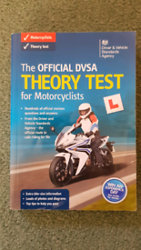 Official Motorcycle Theory Test book