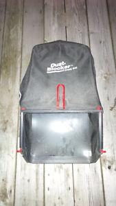 Craftsman Lawn Mower dust blocker easy empty bag Brand New