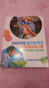 ECE early childhood education textbook