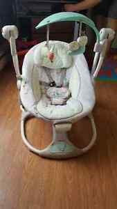 Infant swing new condition