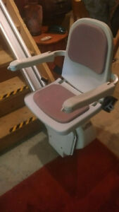 Acorn Stair lifts - two available - like new - w/wireless remote