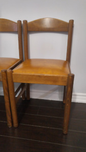 Dinning Chairs Solid