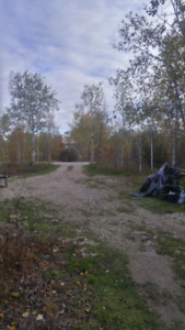 Waterview lot for sale on manitoulin island