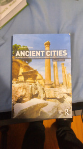 Ancient Cities 2nd edition By Charles Gates
