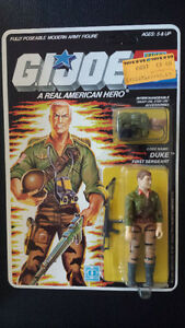 Gi-Joe Vintage Tiger Force lot