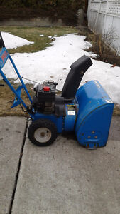 MTD - SnowKing Snowblower