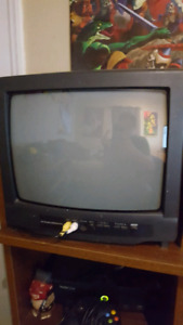 Looking for CRT TV