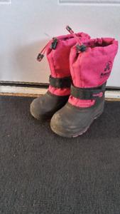 Kamik Size 10 Winter boots