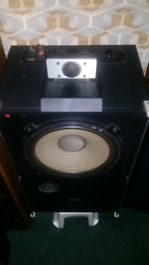 Great sound affordable vintage set up