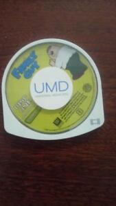 Assorted Sony PSP Games from $5.00 and Up