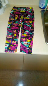 """""""Monster High """" pants. size 5-6"""