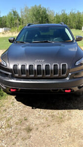 2014 Jeep Cherokee Trail hawk