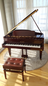 Kawai Baby Grand Piano GM-12 for sale