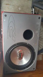 Amplificateur Pioneer GM-3500T & Sub
