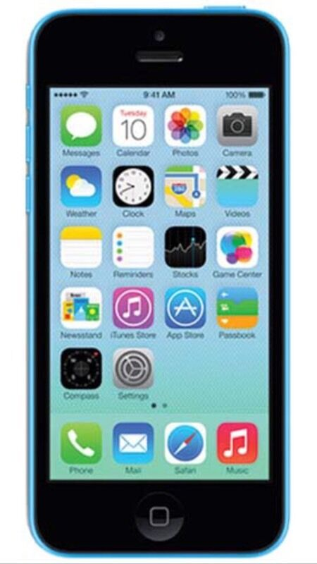 IPhone 5c 8GB Free UK Delivery, Free 12 month Warranty