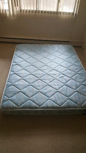 New unused queen mattress - moving sale