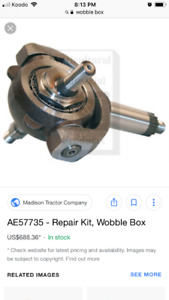 Looking for broken wobble boxes
