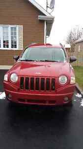 Jeep Compass VUS dodge